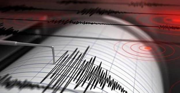 İran'da 5.4 Büyüklüğünde Deprem!
