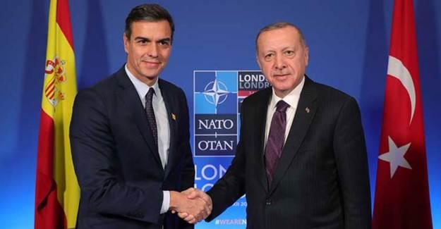 İspanya Başbakanı'ndan Türkiye Açıklaması