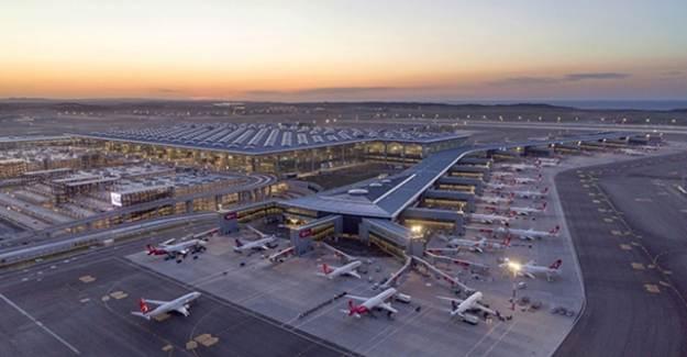 İstanbul Havalimanı, Avrupa'da En Fazla Seferin Gerçekleştirildiği Havalimanı Oldu