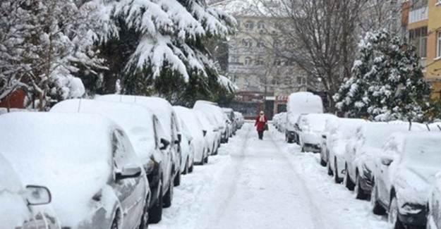 İstanbul Valisi'nden Kar Yağışı Açıklaması
