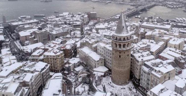 İstanbullulara Müjde! Kar Yağışı Geri dönüyor