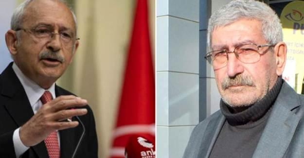 Kılıçdaroğlu'nun Kardeşi Celal Kılıçdaroğlu'dan Çakıcı'ya Destek!