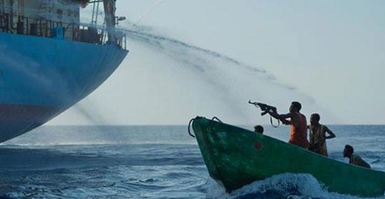 Korsan Saldırısına Uğrayan Türk Gemisi Gentil Limanı'na Demirledi