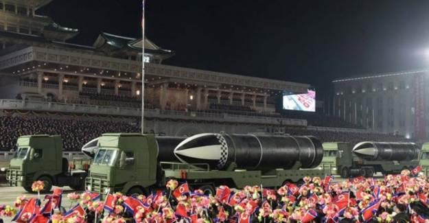 Kuzey Kore Lideri Kim Jong-un'dan ABD'ye Gözdağı!