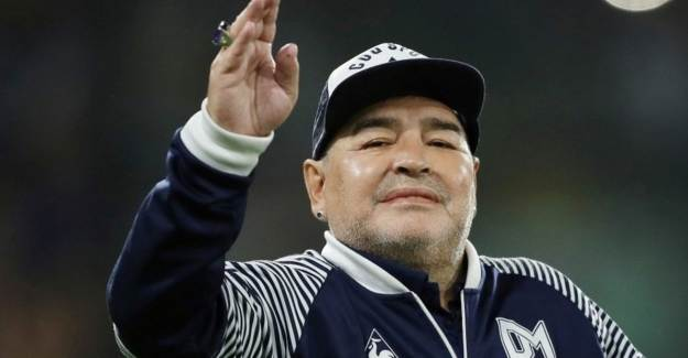 Maradona'nın Serveti Ortaya Çıktı