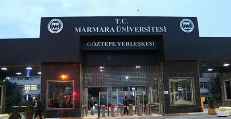 Marmara Üniversitesi'ndeki Ekonomi Sorularına Yönelik Soruşturma