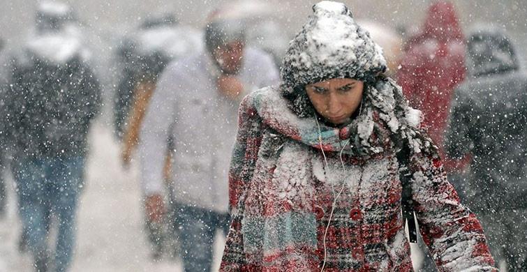 Meteoroloji Uyardı! Kar Geri Geliyor!