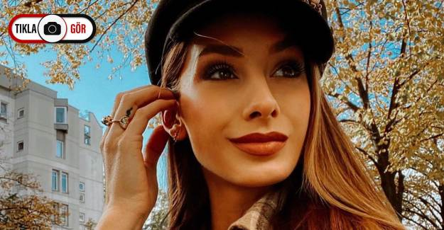 Model Brenda Patea Hamile Olduğunu Duyurdu