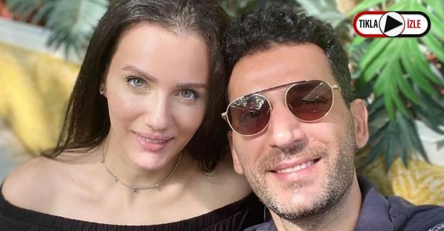 Murat Yıldırım'dan Eşi Imane Elbani'nin Doğum Gününü Kutladı