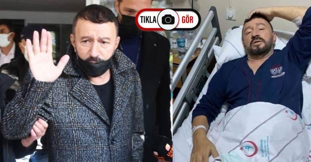 Mustafa Topaloğlu Hastaneye Kaldırıldı