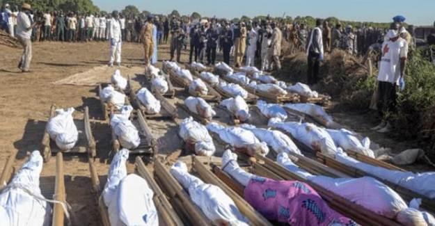Nijerya'da Boko Haram 43 Tarım İşçisini Katletti
