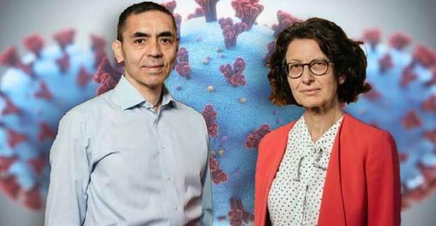 Pfizer ve BioNTech'in Kovid-19 Aşısı İngiltere'de Onay Aldı