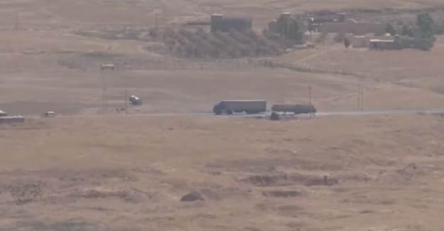 PKK-Haşdi Şabi Ortaklığında Petrol ve Uyuşturucu Kaçakçılığı