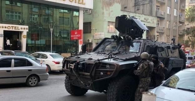 Kahramanmaraş'ta Polise Silahlı Saldırı! 1 Şehit