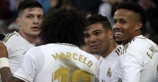 Real Madridli Futbolcuya Hapis Şoku