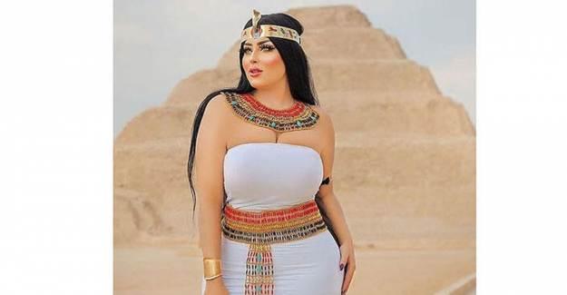 Sadece Fotoğraf Çektirmişti! Mısırlı Kadın Model Hayatının Şokunu Yaşadı