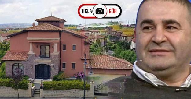 Şafak Sezer Villasını 9,7 Milyona Satışa Çıkardı!