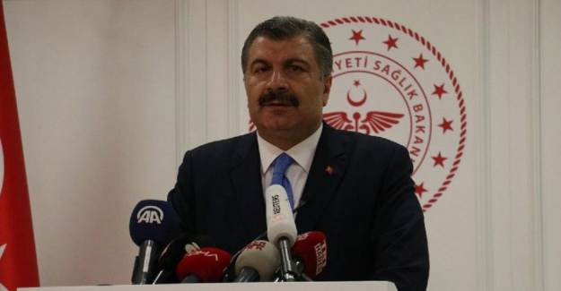 Sağlık Bakanı Fahrettin Koca Uyardı!