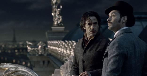 Sherlock Holmes 3 Filminin Çalışmaları Ertelendi