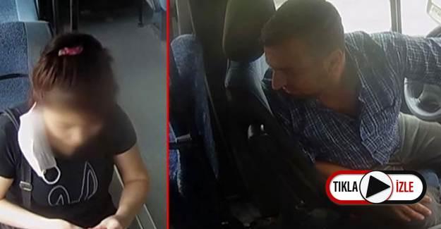 Tacizci Minibüsçü Kadının Cep Telefonunu Zorla Alarak 'Sana Ev Açarım' Vaadinde Bulunmuş
