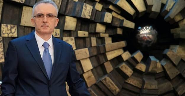 TCMB Başkanı Naci Ağbal'dan Toparlanma Mesajı