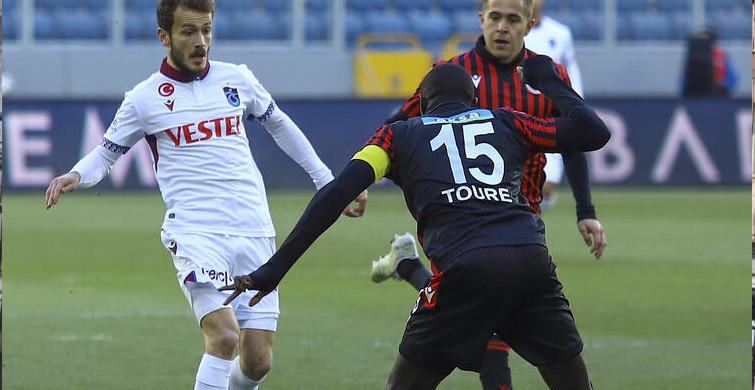 Trabzonspor, Gençlerbirliği'ni Mağlup Etti