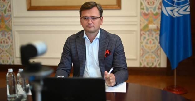 Ukrayna Dışişleri Bakanı'ndan Türk SİHA'sı Açıklaması