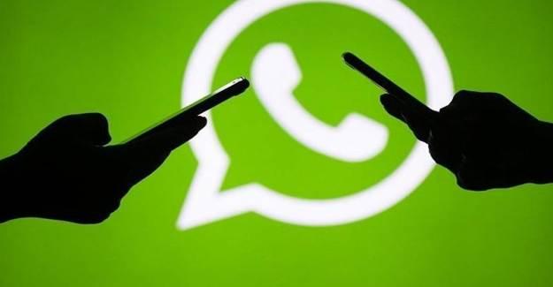 WhatsApp'tan Geri Adım!