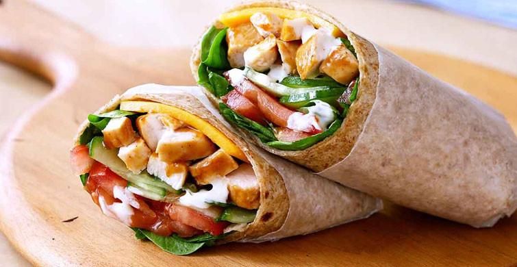 Wrap Hack Lavaş Sandviç Nasıl Yapılır?