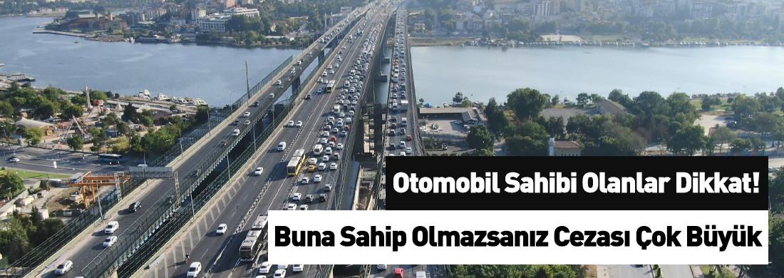 Zorunlu Trafik Sigortasına Yeni Düzenleme Geldi