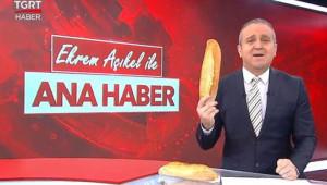 Ekrem Açıkel: Ekmeğin Siyaseti Yapılmaz