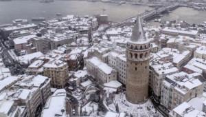 Meteoroloji Bildirdi! İstanbul'a Kar Geliyor